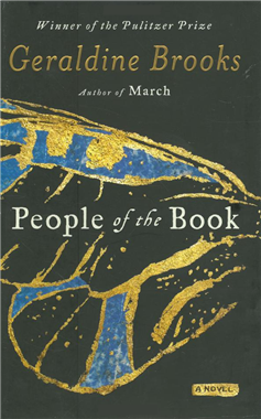 Cover for People of the Book