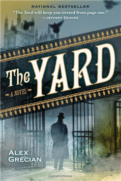 Cover for The Yard