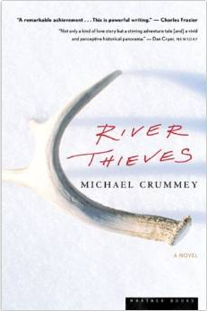 Cover for River Thieves