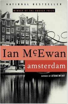 Cover for Amsterdam