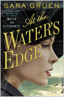 Cover for At the Water's Edge