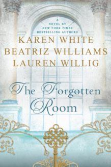Cover for The Forgotten Room