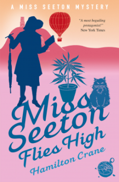Cover for Miss Seton Flies High