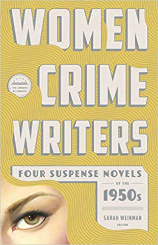 Women Crime Writers cover